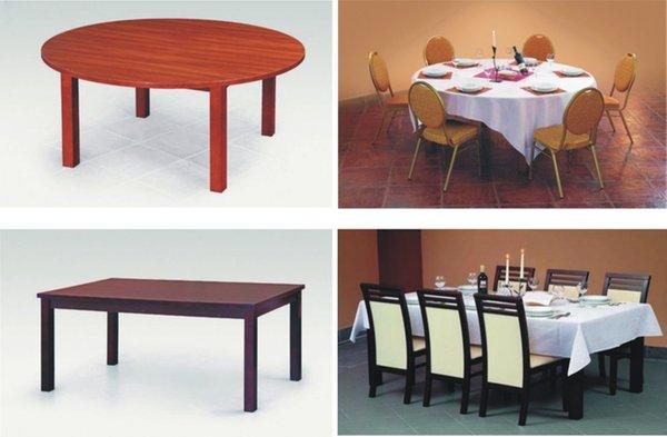 stoły do świetlic wiejskich